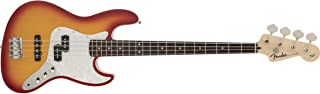 Fender MIJ FSR Aerodyne Jazz Bass RW Sienna Sunburst w/Gig Bag