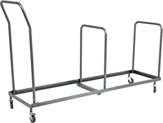 Office Star Stacking Dolly for FC8000 Chairs with 2 Locking Casters
