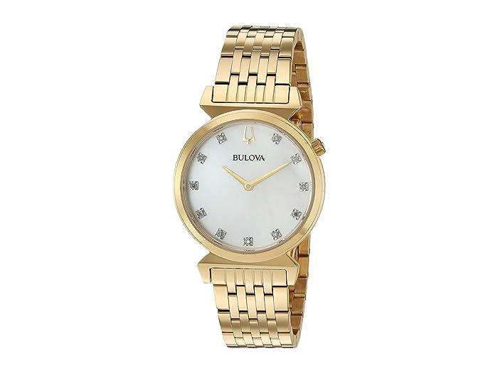 Bulova  Regatta - 97P149 (Yellow) Watches