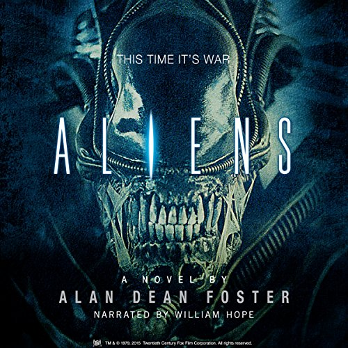 Aliens audiobook cover art