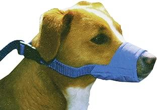 Four Flags Dog Muzzle X-Small, Quick Muzzle, Blue