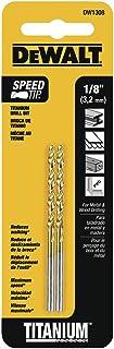 WEI-LUONG Screw 0.2-20mm HSS Twist Drill Bit Drill Hole Diameter : 3.4