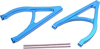 Racers Edge 1918BL Revo Aluminum Rear Upper Suspension Arm - Blue