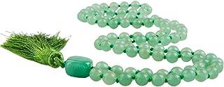 TUMBEELLUWA Semi Precious Stone Wrap Bracelet for Women/Men, Meditation Beads Necklace for Unisex