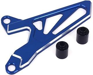 Sharplace 1 St/ück Edelstahl Motorrad Kettenkasten Kettenschutz-Abdeckungs-Fall Rahmen Anbauteile f/ür WY125