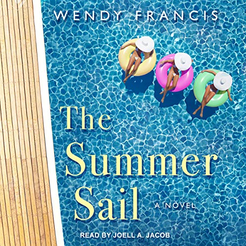 The Summer Sail audiobook cover art