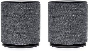 Bang & Olufsen Beoplay M5 True360 Wireless Speaker (Black) – 2 Room Set