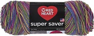 RED HEART E300.0315 Yarn, Print - Artist