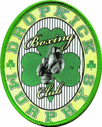 DROPKICK MURPHY, Boxing Club, Officially Licensed Original Artwork, 2.38