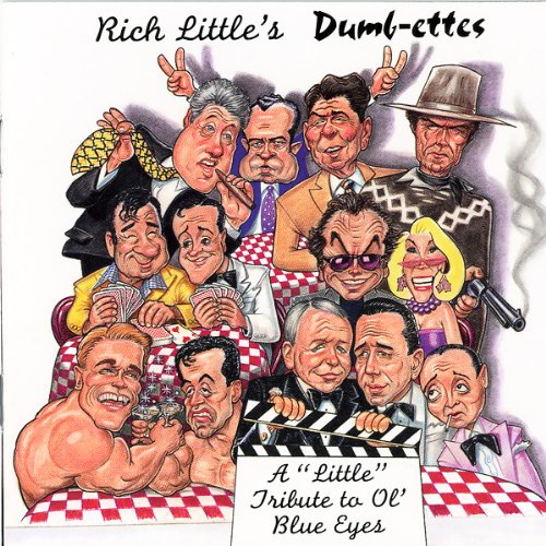 Dumb-ettes audiobook cover art