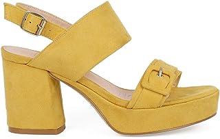 Amazon.es: Chika 10 Sandalias y palas Zapatos para mujer