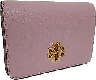حقيبة كروسبودي من الجلد بريتين من توري بورش (مفاجأة ليلي)