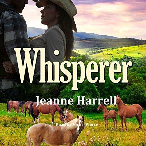 Whisperer audiobook cover art