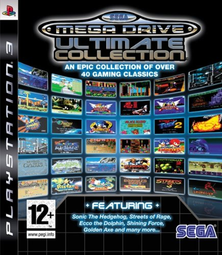 SEGA Mega Drive: Ultimate Collection (PS3) [Edizione: Regno Unito]
