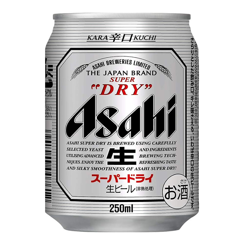 マグセラフ試験アサヒ スーパードライ [ 250ml×24本 ]