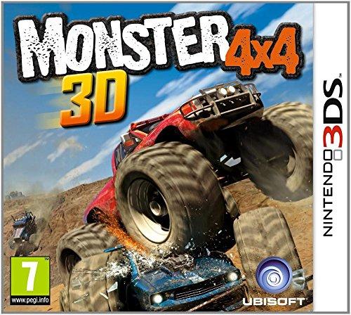 Monster Truck 4X4 3D - Nintendo 3DS [Edizione: Francia]
