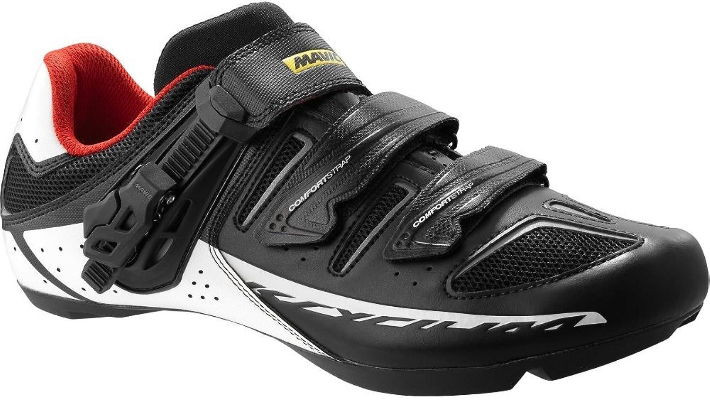 Mavic Ksyrium Elite Tour Rennrad Fahrrad Schuhe schwarz schwarz schwarz weiß 2016  2123a5