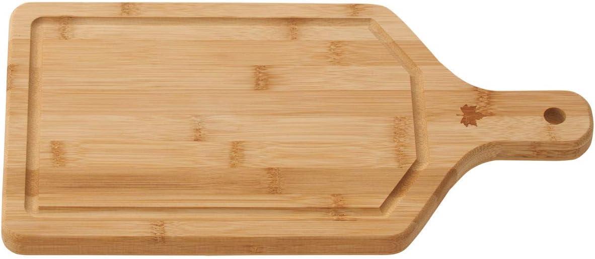 Bamboo 柄付きまな板/ロゴス(LOGOS)