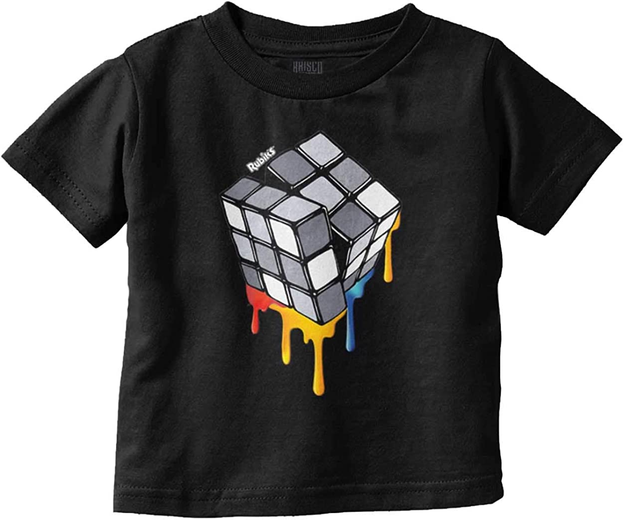 small You make your T shirt with an iron Rubiks Cube Melting