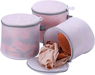 Kimmama Pack of 3 Delicate Bra Washing Bag – High Permeability Sandwich Fabric..
