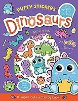 Puffy Sticker Dinosaurs (Wobbly-Eye Puffy Sticker Activity)