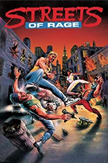 Best streets of rage poster Reviews