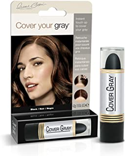 Cover That Gray Touch-Up Color Stick Black by Claudia Stevens