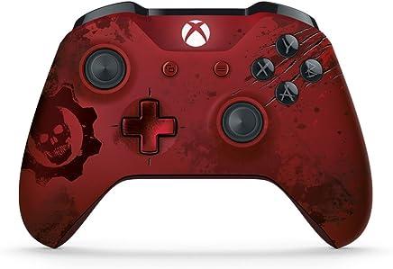 Xbox 无线控制器 - Gears of War 4 红色 Crimson Omen LE