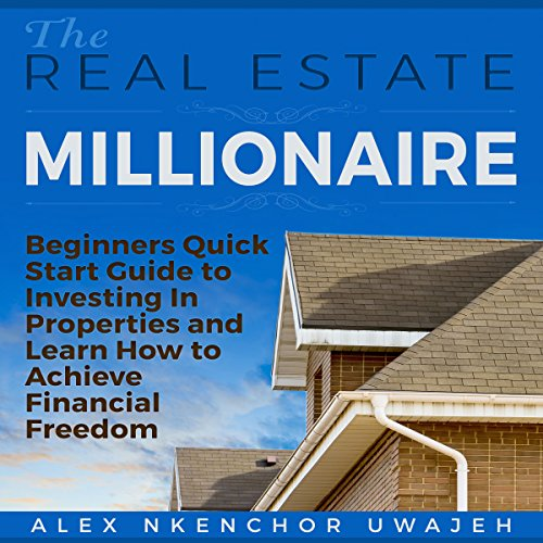 The Real Estate Millionaire audiobook cover art