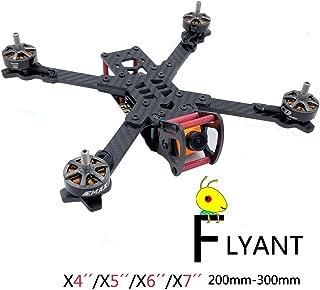 racing quadcopter frame