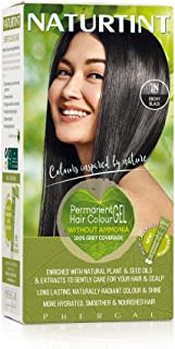 Naturtint, Hair Color Permanent Ebony Black 1N, 5.6 Fl Oz