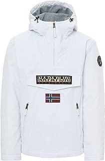 napapijri white jacket