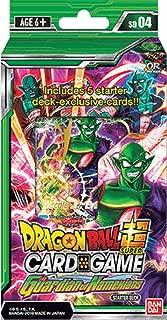 Dragon Ball Super The Guardian of Namekians Deck Series 4 Colossal Warfare