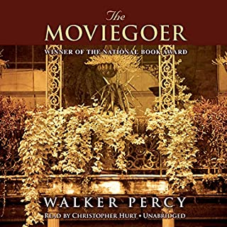 The Moviegoer audiobook cover art