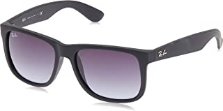 Ray-Ban, Justin RB4165, Unisex Classic Sunglasses