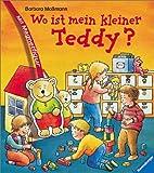 Wo ist mein kleiner Teddy?: Mit Magnetfigur