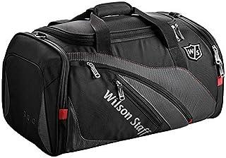 Wilson Staff Duffle Bag, Black