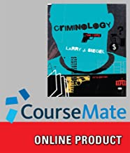 CourseMate for Siegel's Criminology: The Core, 5th Edition