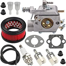 HONEYRAIN 12300039333 Carburetor with Air Filter for Echo CS-440 CS-4400 Chainsaws Replace Echo 12300039330 12300039332 Walbro WT-416 WT-416-1 WT-416C