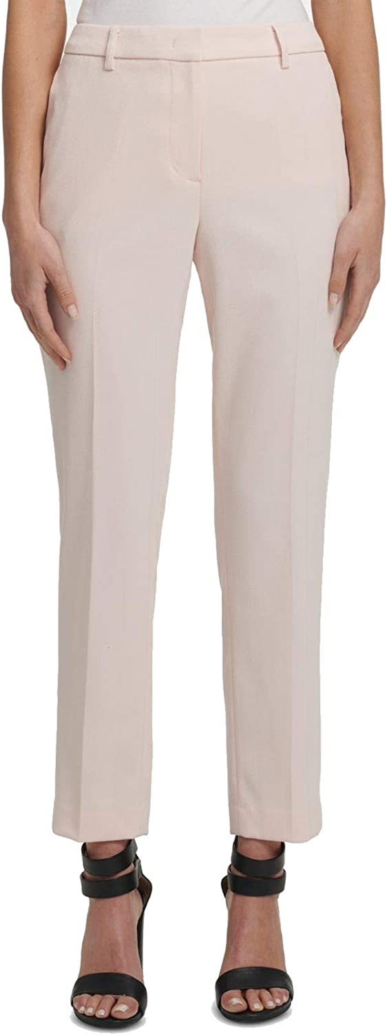 DKNY Womens Pink Wear to Work Pants Size 12