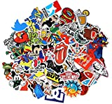 Neuleben Autocollant Lot [100-pcs] Graffiti Autocollant Stickers vinyles pour ordinateur portable, enfants, voitures, moto, vélo,...