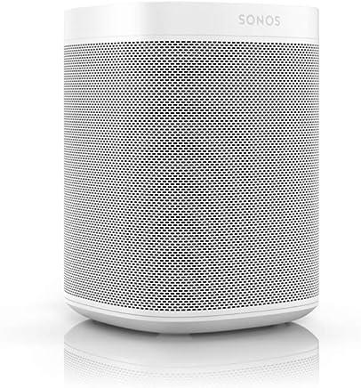Sonos One with Built-in Amazon Alexa - White