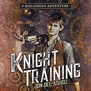 Knight Training audiobook cover art