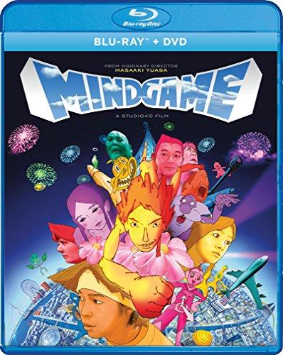 Mind Game (2 Blu-Ray) [Edizione: Stati Uniti] [Italia] [Blu-ray]