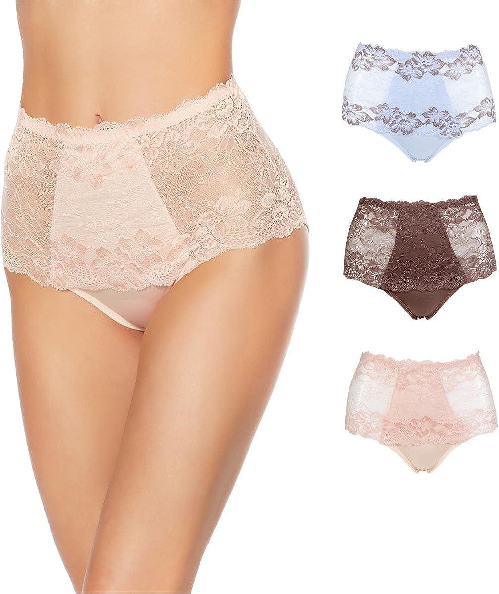 8H/_07 Rhonda Shear Pin Up Lace Overlay Bra 3-pack 567051 Butterfly PICK SIZE