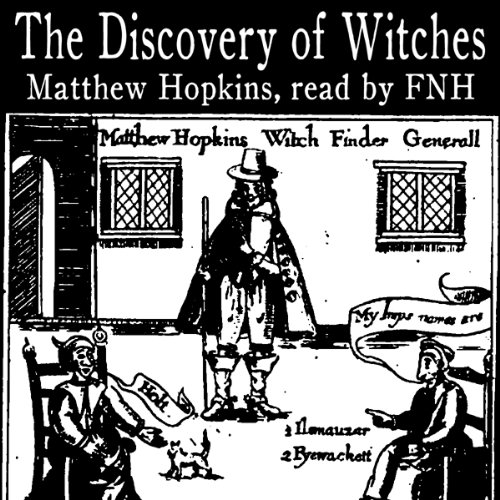 The Discovery of Witches cover art