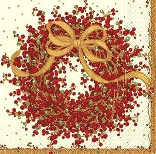 paper christmas napkins