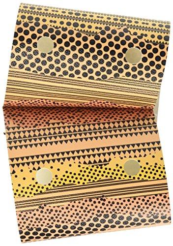 O bag Chic Etnico, Borsa a Mano Donna, Rosa (Salmone), 1x16.5x35 cm (W x H x L)