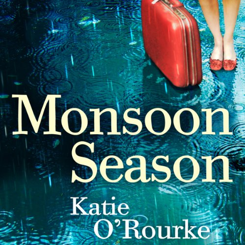 Monsoon Season audiobook cover art