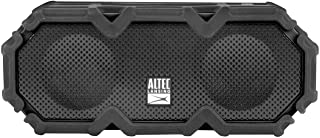 Altec Lansing IMW580 Lifejacket Jolt Heavy Duty Rugged and Waterproof Portable Bluetooth Speaker with Qi Wireless Charging...
